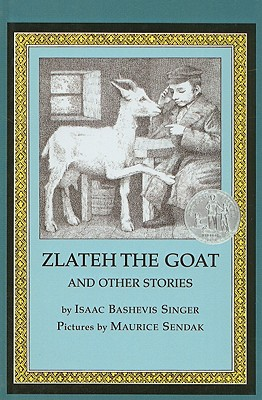 Zlateh the Goat and Other Stories Cover Image