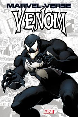 Marvel-Verse: Venom Cover Image