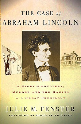 The Case of Abraham Lincoln Cover