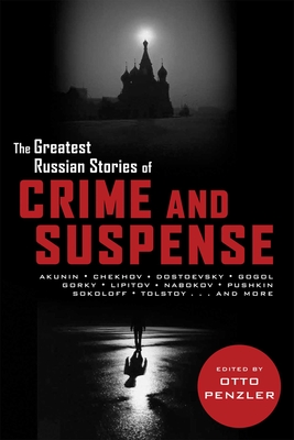 The Greatest Russian Stories of Crime and Suspense Cover