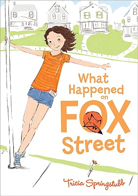 What Happened on Fox Street Cover