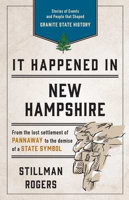 It Happened in New Hampshire: Stories of Events and People That Shaped Granite State History Cover Image