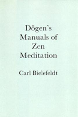 Cover for Dogen's Manuals of Zen Meditation