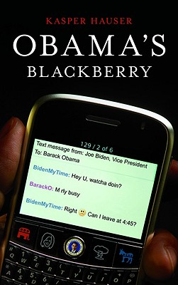 Obama's Blackberry Cover