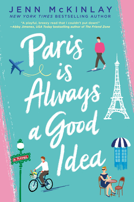 Cover for Paris Is Always a Good Idea