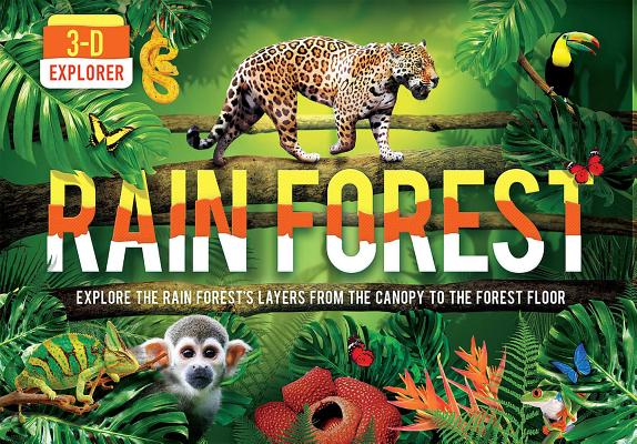 3-D Explorer: Rain Forest Cover Image
