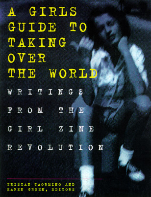Girls Guide to Taking Over the World Cover