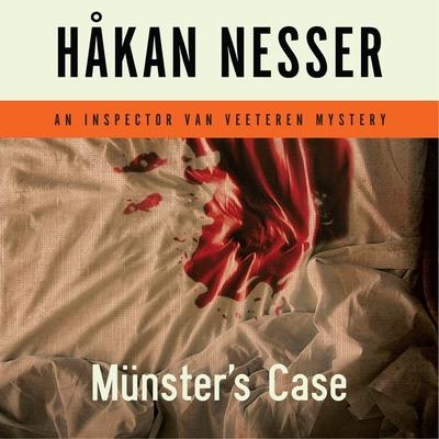 Munster's Case: An Inspector Van Veeteren Mystery (Inspector Van Veeteren Mysteries #6) Cover Image
