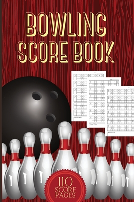Bowling ScoreBook Cover Image