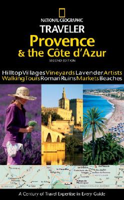 National Geographic Traveler Provence & the Cote D'Azur Cover