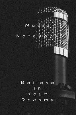 Music notebook: Musical production and songwriting notebook Cover Image