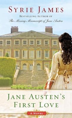Jane Austen's First Love Cover