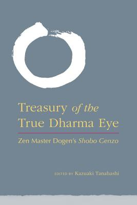 Treasury of the True Dharma Eye Cover