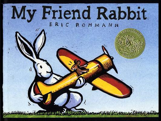 My Friend Rabbit Cover