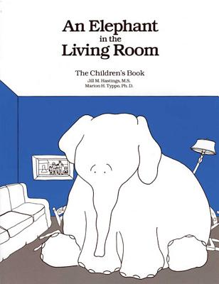 An Elephant In the Living Room The Children's Book Cover Image