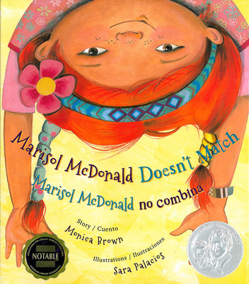 Marisol McDonald Doesn't Match: Marisol McDonald No Combina