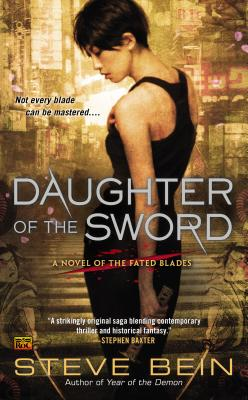 Cover for Daughter of the Sword