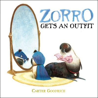 Zorro Gets an Outfit Cover