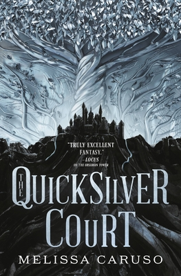 The Quicksilver Court (Rooks and Ruin #2) Cover Image