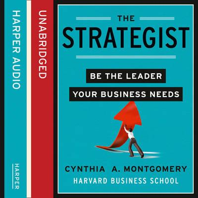 The Strategist Cover Image