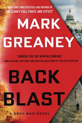 Back Blast (Gray Man Novels) Cover Image
