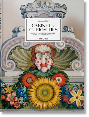 Listri. Cabinet of Curiosities Cover Image