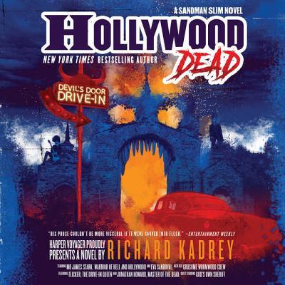 Hollywood Dead: A Sandman Slim Novel Cover Image