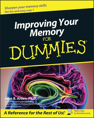 Improving Your Memory for Dummies Cover Image