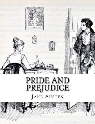 Cover for Pride and Prejudice