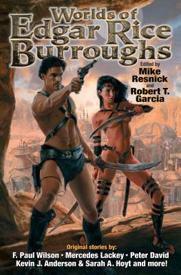 Worlds of Edgar Rice Burroughs Cover Image