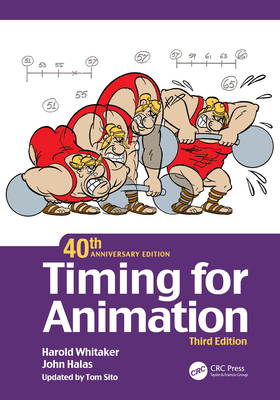 Timing for Animation, 40th Anniversary Edition Cover Image