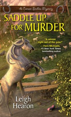 Saddle Up for Murder Cover Image