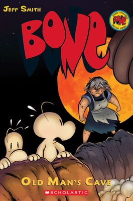 Old Man's Cave (BONE #6) Cover Image