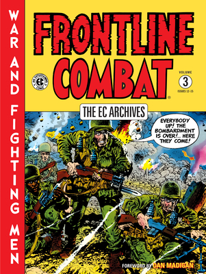 The EC Archives: Frontline Combat Volume 3 Cover Image
