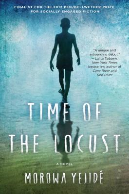 Time of the Locust Cover