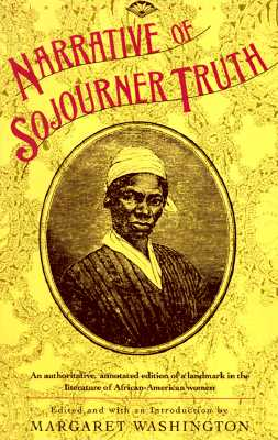 Narrative of Sojourner Truth (Vintage Classics) Cover Image