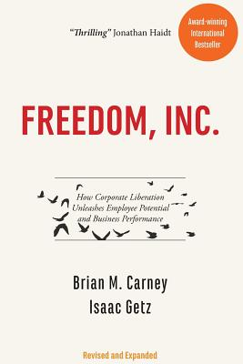 Freedom, Inc. Cover