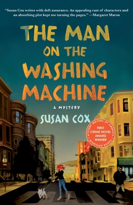 The Man on the Washing Machine: A Mystery (Theo Bogart Mysteries #1) Cover Image