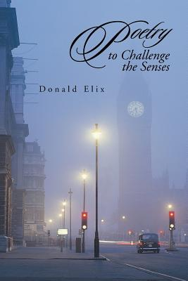 Cover for Poetry to Challenge the Senses