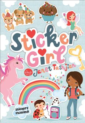 Sticker Girl by Janet Tashjian