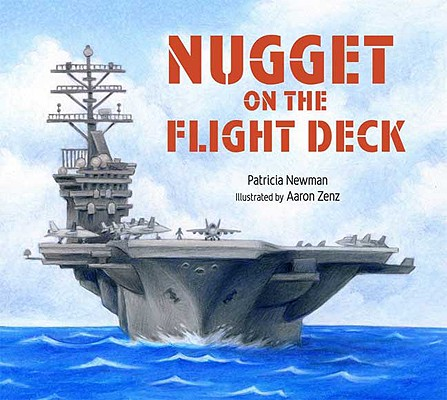 Nugget on the Flight Deck Cover