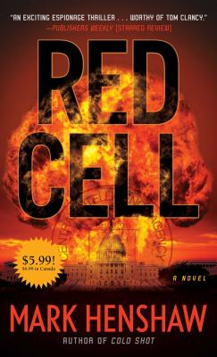 Red Cell: A Novel (a Jonathan Burke/Kyra Stryker Thriller) Cover Image