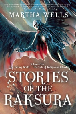Stories of the Raksura Cover