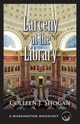 Larceny at the Library (Washington Whodunit #6) Cover Image