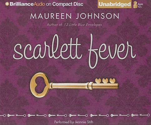 Scarlett Fever Cover Image