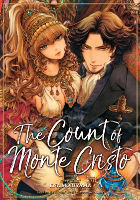 The Count of Monte Cristo (Manga) Cover Image