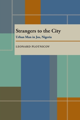 Cover for Strangers to the City