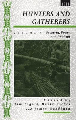 Hunters and Gatherers, Volume II Cover