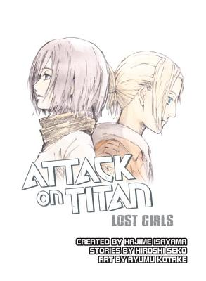 Attack on Titan: Lost Girls cover image