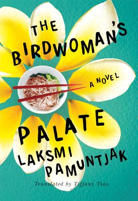 Cover for The Birdwoman's Palate
